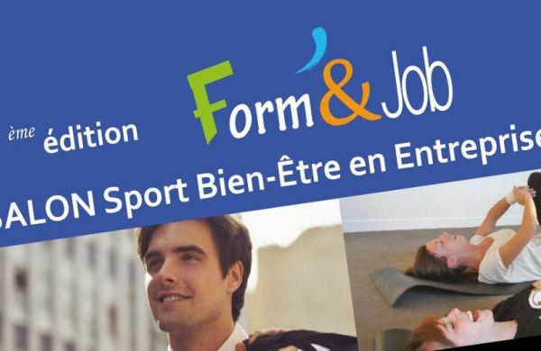 Form'& Job - Salon sport bien-être en entreprise