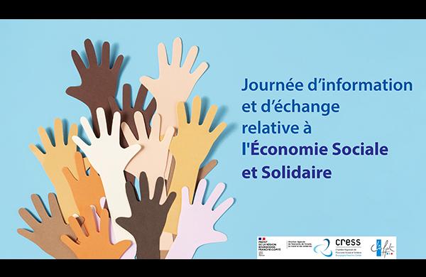 Journée d'information et d'échange relative à l'économie sociale et solidaire
