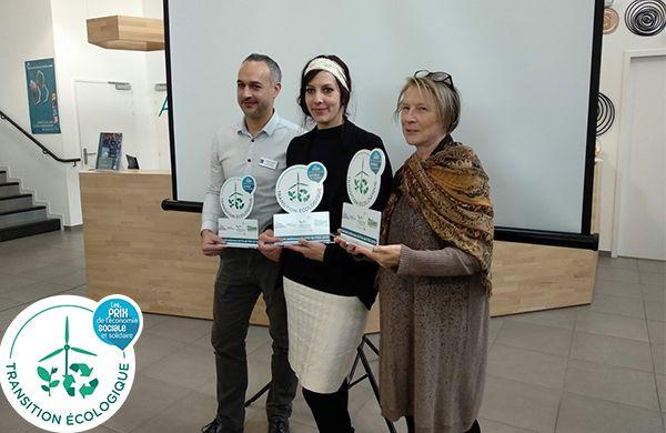 Un Prix de l'ESS national pour la Mutualité française Haute-Saône