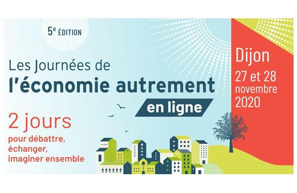 Save the date : Journées de l'économie autrement