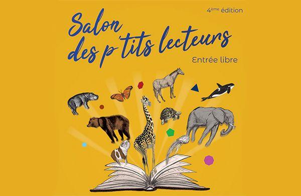 Le salon des p'tits lecteurs de l'Yonne