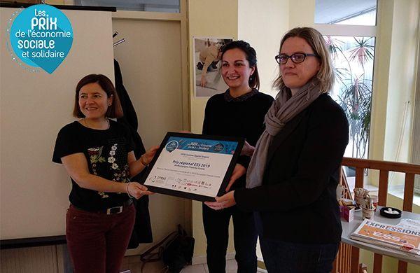 Prix ESS 2019 : Egalité professionnelle, passez à l'action !
