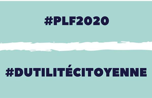 PLF 2020 : Mobilisons-nous pour la vie associative