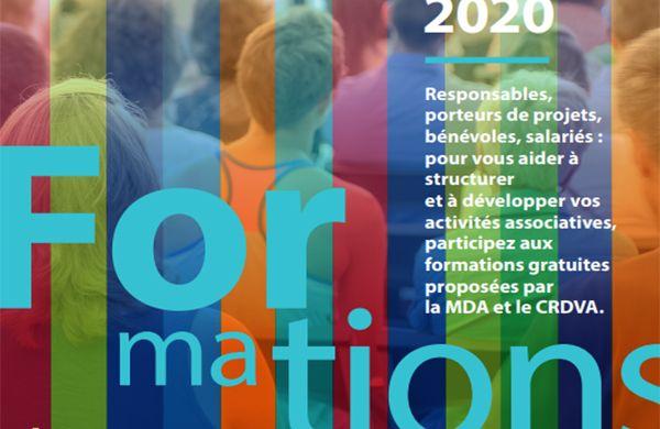 Programme de formations associatives 2020 à Dijon