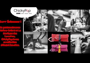 ChickyPop - Adapei du Territoire de Belfort - Conférence de presse