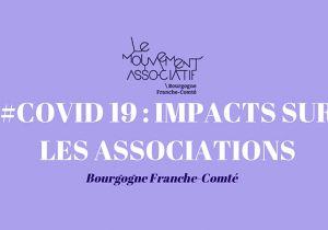 Enquête #Covid-19 : quels impacts sur les assos en BFC