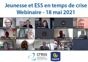 Jeunesse et ESS en temps de crise - témoignages vidéos