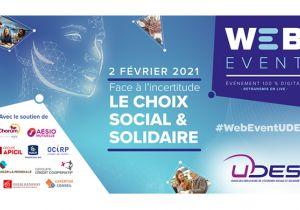 Web event de l'UDES : Retour sur l'événement du 2 février !