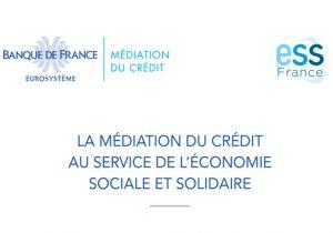 La Médiation du crédit au service des entreprises de l'ESS !