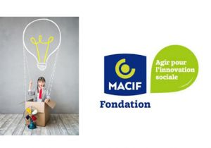 En 2019, la Fondation MACIF lance un appel à projet permanent