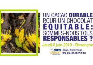 Un cacao durable pour un chocolat équitable ?