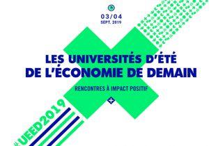 Lancement officiel du programme et de la billetterie des Universités d'été !