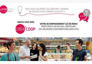 Réunions d'informations statut SCOP et SCIC