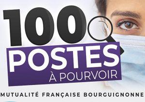 La Mutualité Française Bourguignonne recrute