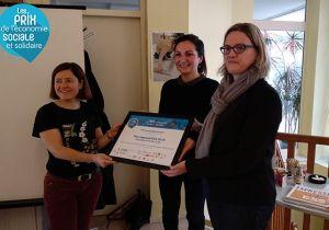 Prix ESS régional 2019 : Egalité professionnelle F/H