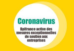 Coronavirus : création d'un numéro vert BPI pour les entreprises