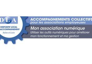 Accompagnement collectif du DLA 71 : Mon association numérique