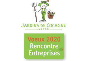 Rencontre entreprises Jardins de Cocagne