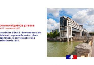 « UrgencESS », le service anti-crise à destination de l'ESS