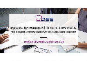 Webinaire : Les associations employeuses à l'heure de la crise COVID-19