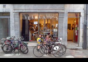 Vélocampus : ateliers participatifs et solidaires