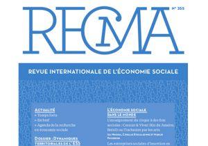 Nouveau numéro de la Revue internationale de l'économie sociale
