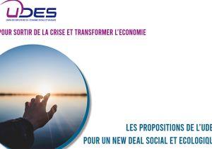 UDES : un new deal social et écologique