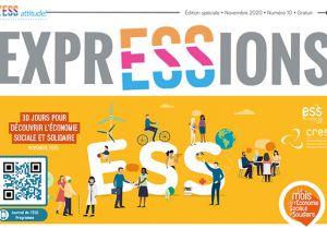 Le Journal de l'ESS 2020 : ExprESSions est disponible en ligne !