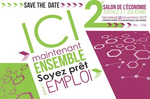 2è Salon de l'Économie Sociale et Solidaire en Saône et Loire