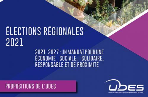 L'UDES propose des mesures pour les élections locales